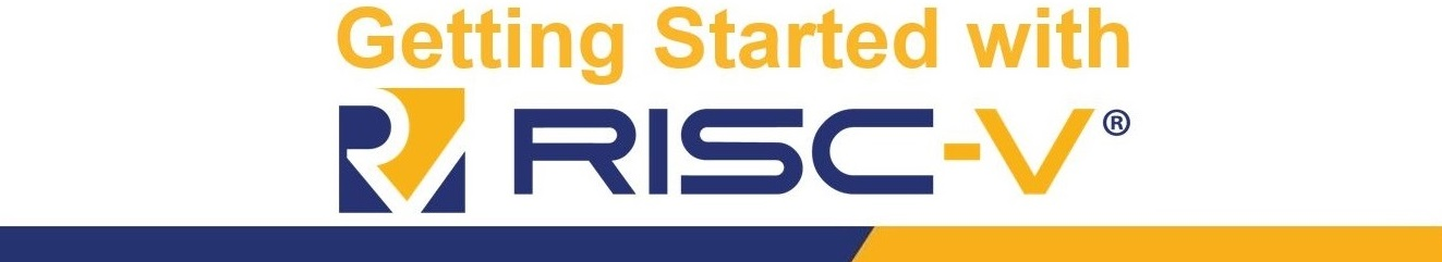 Getting Started with RISC-V