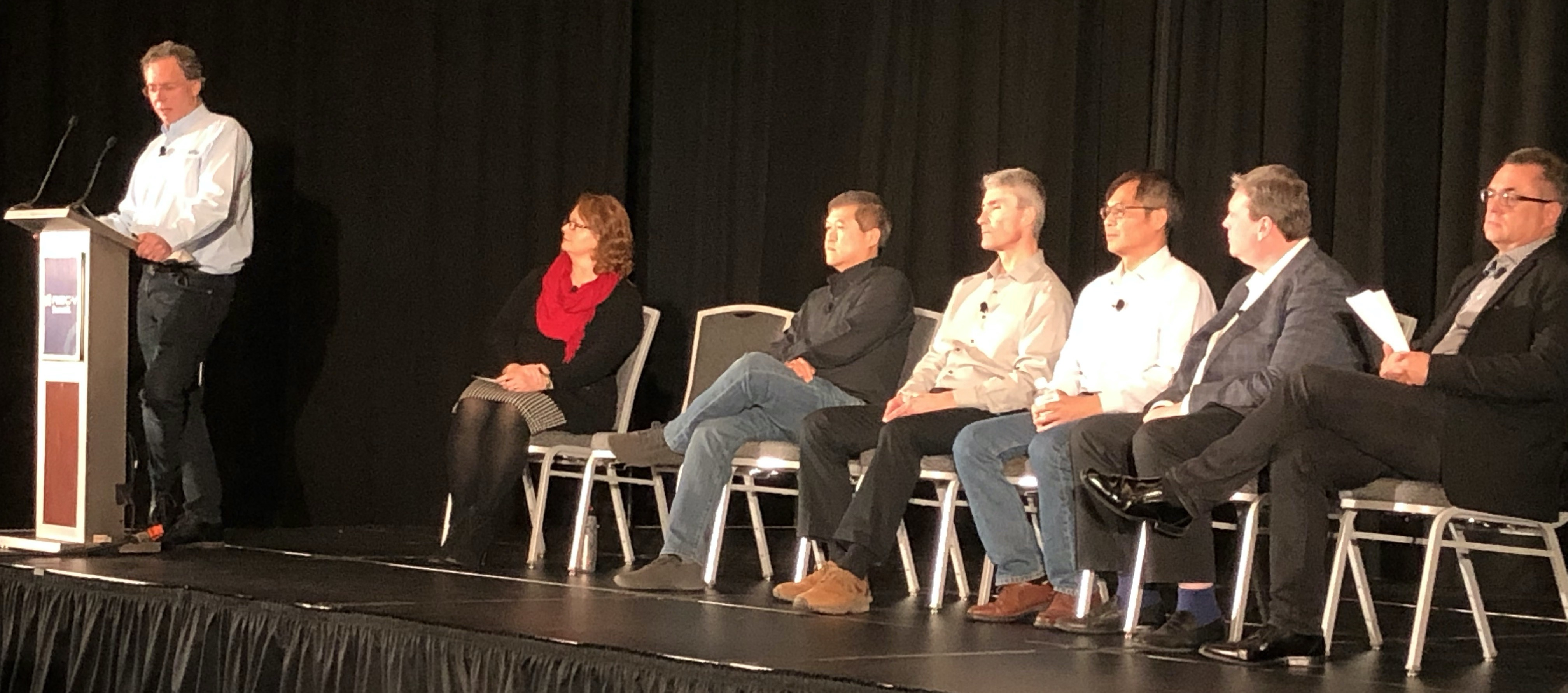 Verification Panel at RISC-V Summit 2019