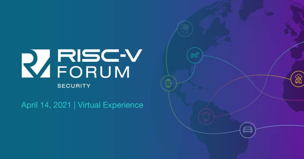 RISC-V Forum on Security